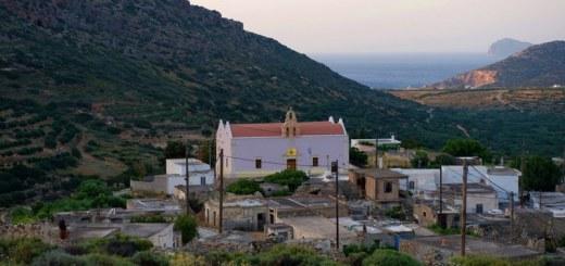 Πρόγραμμα πανηγύρεως Ιερού Ναού Αγίας Τριάδος Βασιλικής Ιεράπετρας