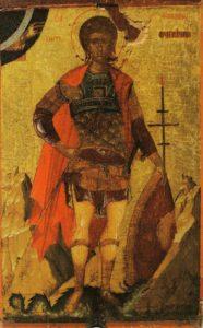 Πανήγυρη Ιερού Ναού Αγίου Φανουρίου Kαβουσίου Ιεράπετρας