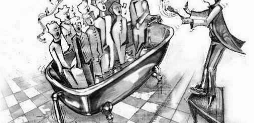 Βαρεθήκατε να τραγουδάτε μόνος στη μπανιέρα σας