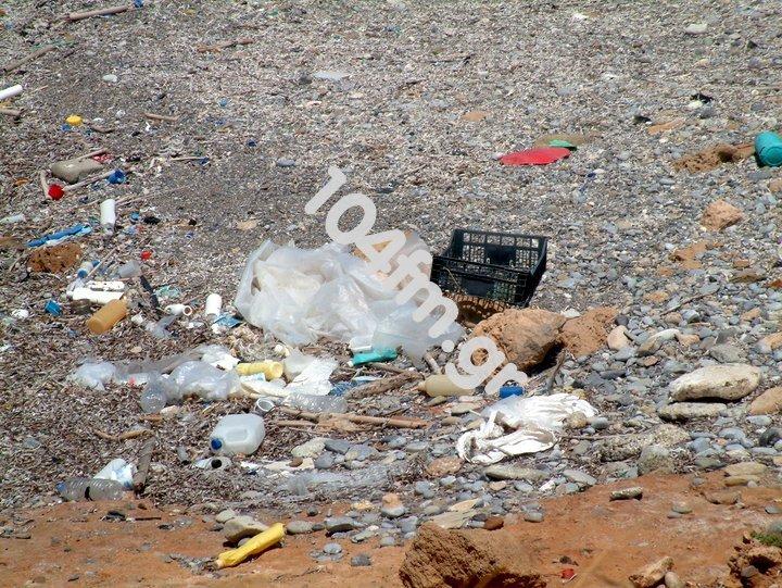 δράση καθαρισμού της παραλίας του Ανάλουκα