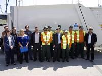 Οχήματα, εργαζόμενοι και Δήμος