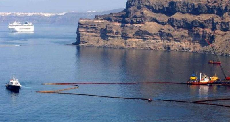 Sea Diamond – Εγκαταλελειμμένο Τοξικό Απόβλητο επί 14 χρόνια στον βυθό της Σαντορίνης