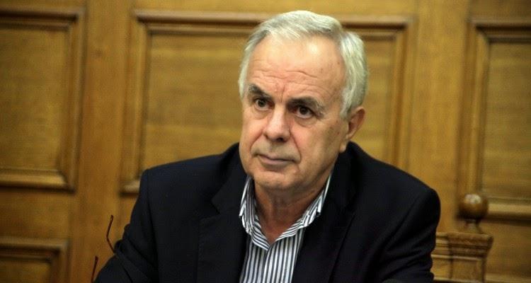ο αναπληρωτής υπουργός Παραγωγικής Ανασυγκρότησης Βαγγέλης Αποστόλου