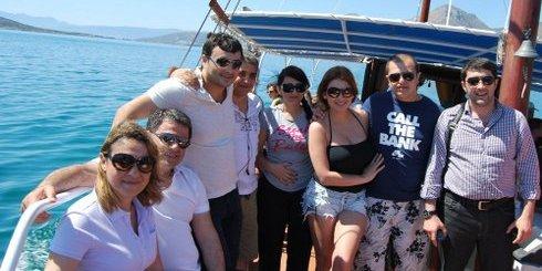 τουριστικοί πράκτορες Αζερμπαϊτζάν