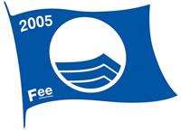 Γάλάζιες Σημαίες 2005