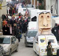 Καρναβάλι στο Οροπέδιο