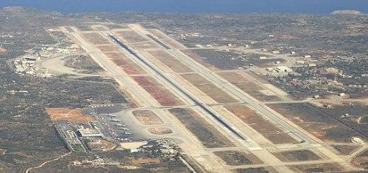 το αεροδρόμιο Χανίων πλέον υπό Γερμανική ιδιοκτησία