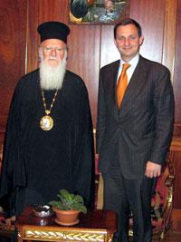 Οικουμενικός Πατριάρχης - Χατζημαρκάκης