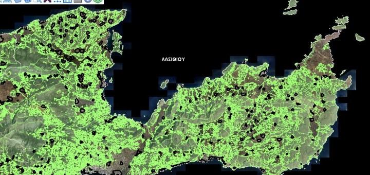 Δασικοί χάρτες Λασιθίου: ερωτηματικά