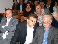 Τσικαλάκης, Καρχιμάκης, Γαρεφαλλάκης