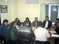 Συνεδρίαση Εργατικού Κέντρου