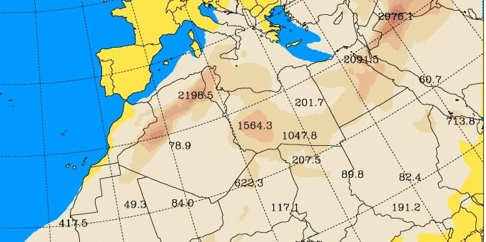 Αφρικανική σκόνη τις επόμενες μέρες στη Κρήτη