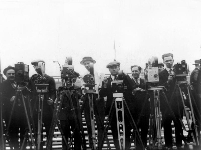 κάμερες τη δεκαετία του 1920