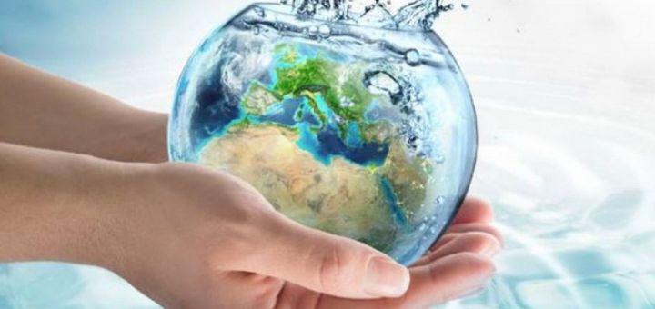 Ημέρα για το νερό η 22 Μαρτίου