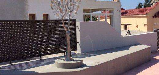 Εγκαίνια του νέου μνημείου Ηρώων στο Σίσι