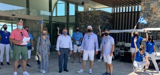 Ασφαλής τουριστικός προορισμός ο δήμος Ιεράπετρας