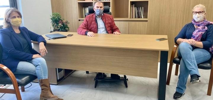 Δήμαρχος Ιεράπετρας, αναστολή λειτουργίας των σχολείων