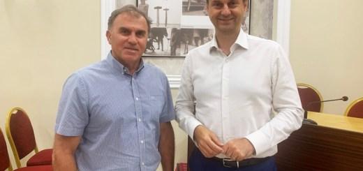 Καλαντζάκης προς Υπουργό Θεοχάρη: Χρηματοδοτήστε έργα υποδομών...