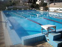 Η μεγάλη πισίνα
