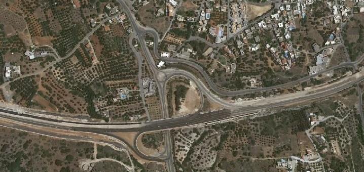 επαναφορά της κυκλοφορίας στο κόμβο Καστελίου του ΒΟΑΚ
