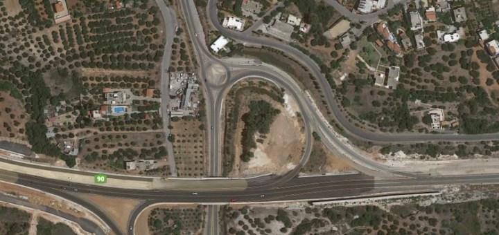 Απόψεις ΤΕΕ για τον ΒΟΑΚ, τμήμα Χανιά - Ηράκλειο