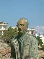 Το άγαλμα του Ρούσου Κούνδουρου
