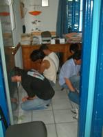 Κρατούμενοι στο Λιμναρχείο Αγ. Νικολάου