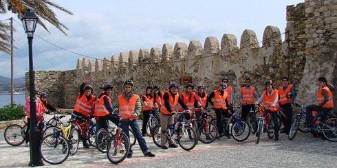 ποδηλασία στην Ιεράπετρα