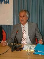 Πρόεδρος Δ.Σ. Γ. Αλεβίζος