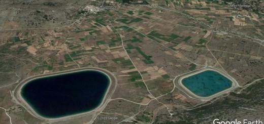 υπογραφή σύμβασης κατασκευής των αρδευτικών δικτύων της λιμνοδεξαμενής Αγίου Γεωργίου Λασιθίου