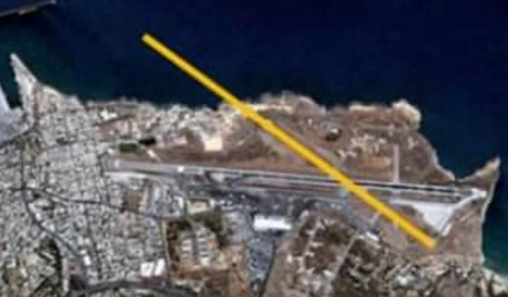 Άκης Τσελέντης: «Λοξός αεροδιάδρομος στο Ηράκλειο, ο οποίος καταργήθηκε για ύπαρξη ενός δήθεν ενεργού ρήγματος, και αεροδρόμιο στο Καστέλι δίπλα σε ένα μεγάλο ενεργό ρήγμα!»