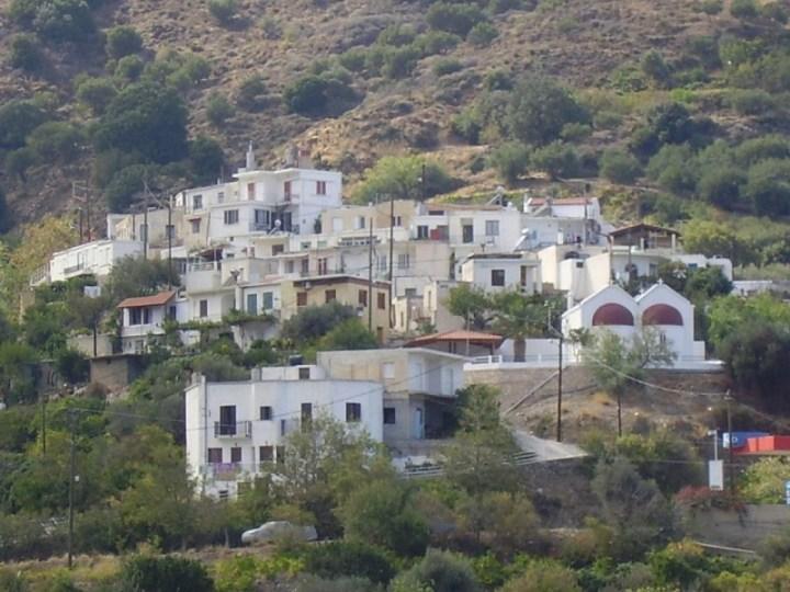 το χωριό Μέσα Μουλιανά