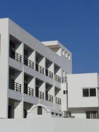 το κτίριο της μονάδας στη περιοχή Λαγκός