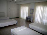 ένα από τα δωμάτια φιλοξενίας