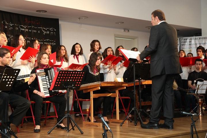 Μουσικό σχολείο στο Λασίθι, απάντηση Αϊβαλιώτη