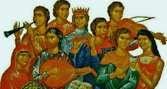 Χριστουγεννιάτικη εκδήλωση Κατηχητικών Συνάξεων Ενοριών Ιεράπετρας