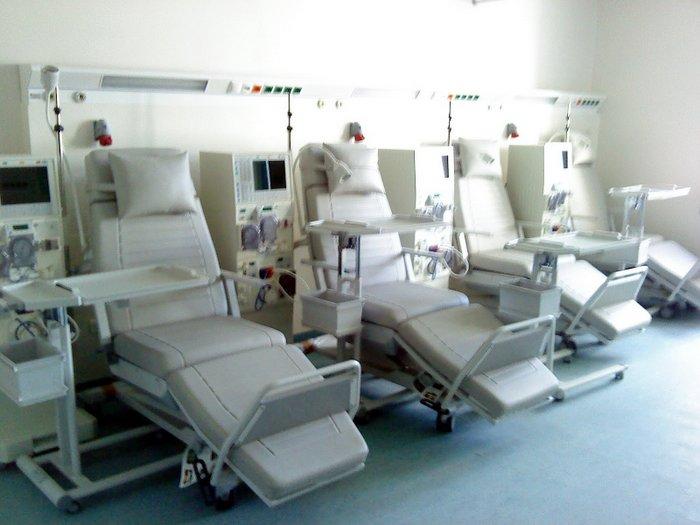 εγκατάσταση τεχνητών νεφρών