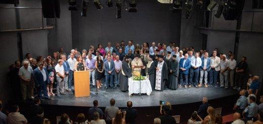 Νέο Δημοτικό Συμβούλιο Ιεράπετρας, ορκωμοσία
