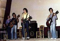 Μια από τις τότε συναυλίες