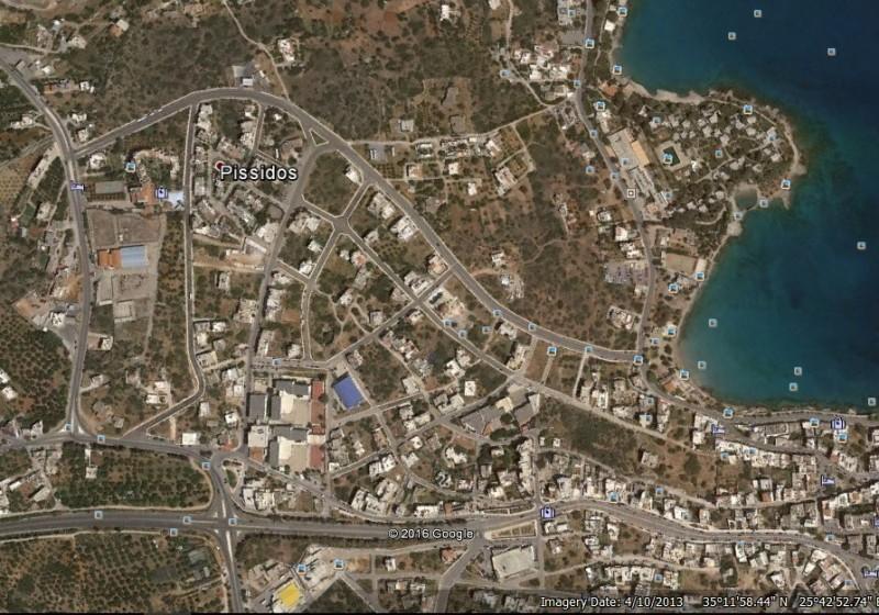 ο περιφερειακός από τον περιφερειακό της Ελούντας ως το Αμμούδι