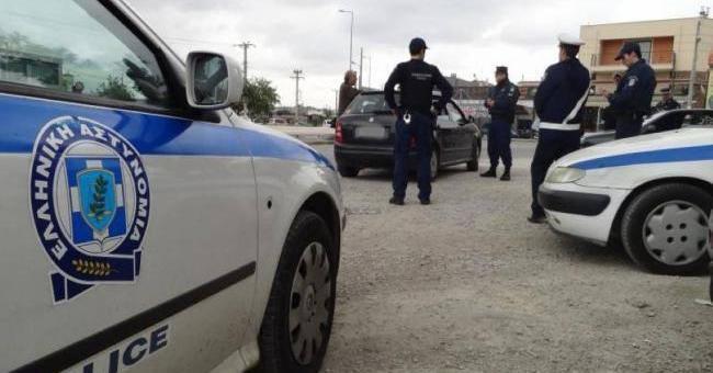 Έλεγχοι της αστυνομίας και στη μεταφορά ζώων
