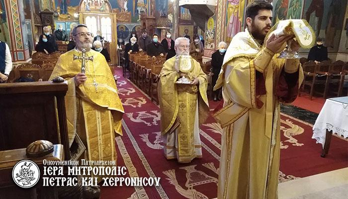 Το νέο έτος να προαναγγείλει την αναγέννηση του Έθνους μας, ας είναι ένα διαρκές βάπτισμα μετανοίας προς τον Πανοικτίρμονα Θεό