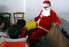 Τα δώρα στα παιδιά