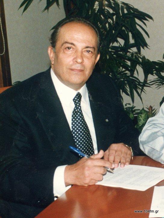 ο Στρατής Κουρουπάκης