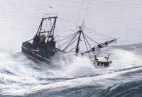 Πλοίο σε φουρτούνα