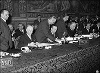 Από την υπογραφή της Συνθήκης της Ρώμης, πριν 50 χρόνια