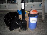 Σκουπίδια, όπου βρούμε