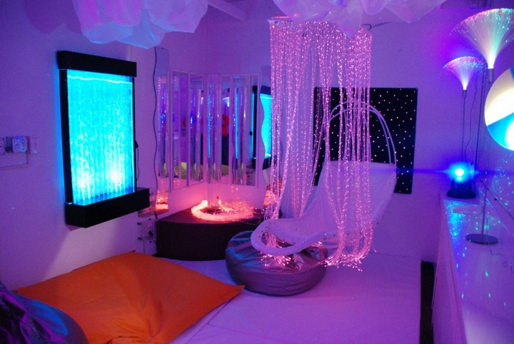 δωμάτιο πολυαισθητητιακού περιβάλλοντος MSE/Snoezelen