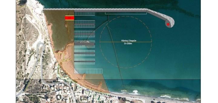 Εγκρίθηκε το πρώτο τμήμα της μελέτης για τη δημιουργία εμπορικού λιμένα στην Παχειά Άμμο