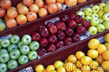 Πάγκος σε Super Market